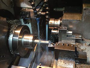 CNC lathe and milling equipment backed by years of experience and a staff of trained machinists.